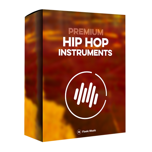 Hip Hop Instruments Pack