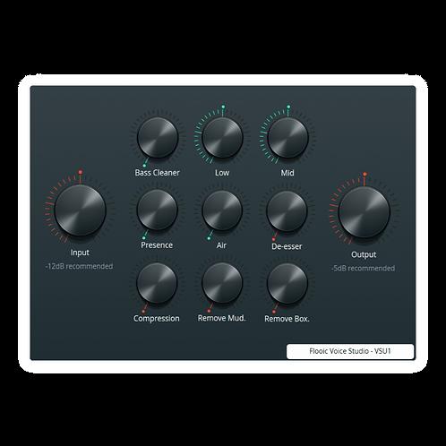 Flooic Voice Studio - VSU1