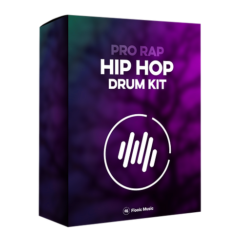 Pro Hip Hop Drum Kit