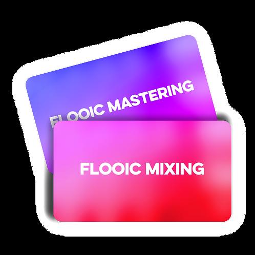 Track Mixing und Mastering (bis zu 5 Stems)