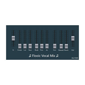 Flooic Vocal Mix