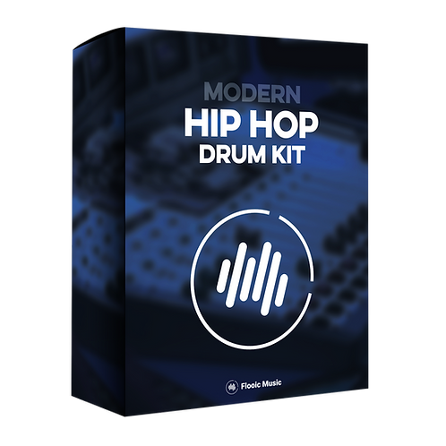Modern Hip Hop Drum Kit