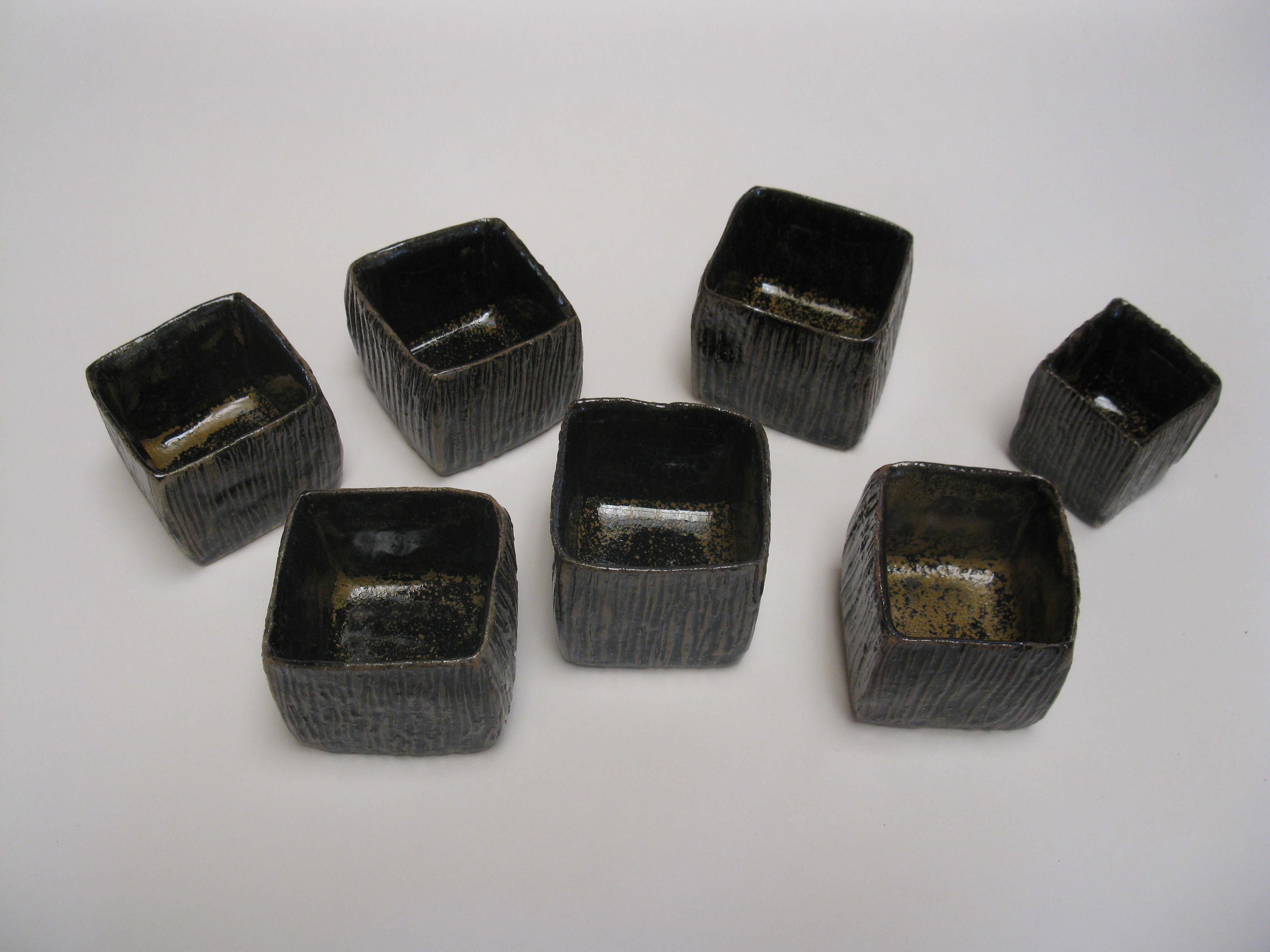 Tasses carrées (Cricri)