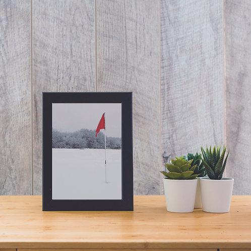 Golf Flag - Print