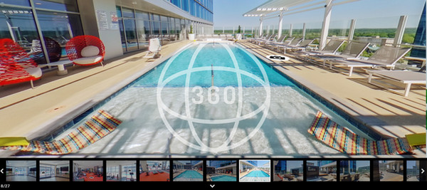 Clear Sky AMENITIES - 360 VIRTUAL TOUR