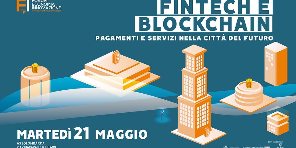**SOLD OUT ** Fintech e Blockchain: pagamenti e servizi nella città del futuro (1)