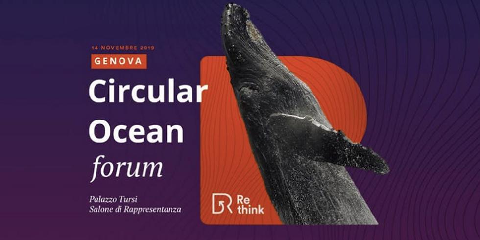 Genova - Re-Think, Circulary Ocean Forum
