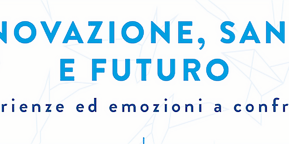 Innovazione sanità e futuro - Presentazione di Alyn Innovation Space