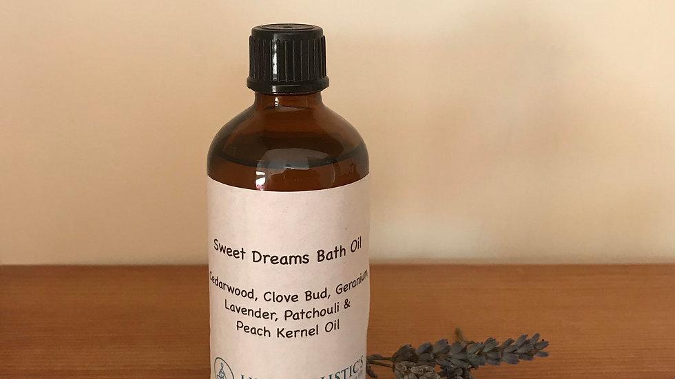 Sweet Dreams Bath Oil