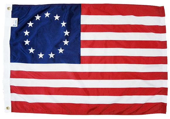 United States Betsy Ross Flag