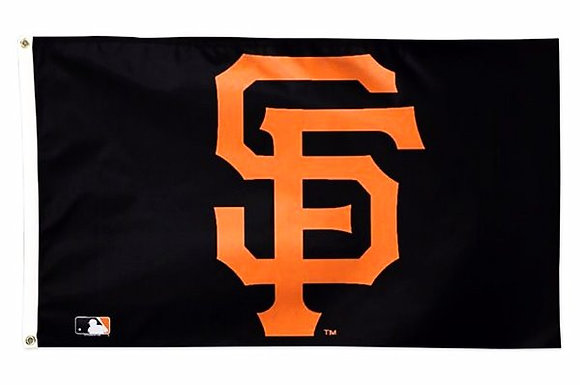 San Francisco Giants Banner (MLB Officially Licensed)