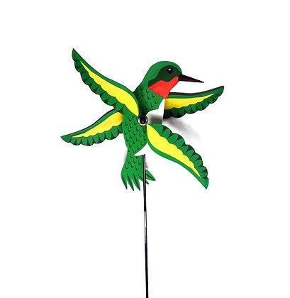 Hummingbird Wind Spinner