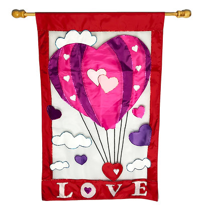 With Love Hot Air Balloon
