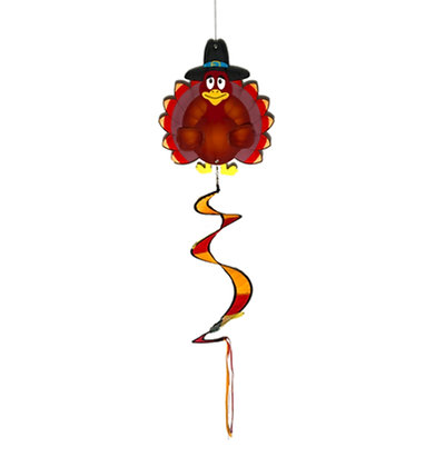 Turkey Pilgrim Windsock