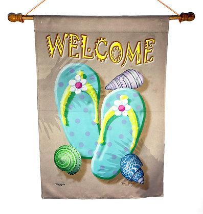 Welcome Flip-Flops