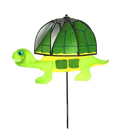 Happy Turtle Wind Spinner