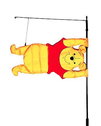 Winnie the Pooh Garden Flag