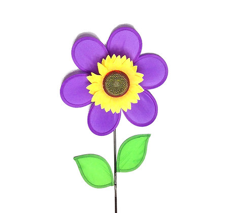 Sunflower Wind Spinners (Small, 4 colors)