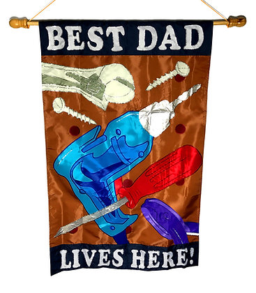 Best Dad Lives Here!