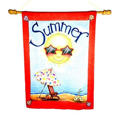 Smiley Summer Sun