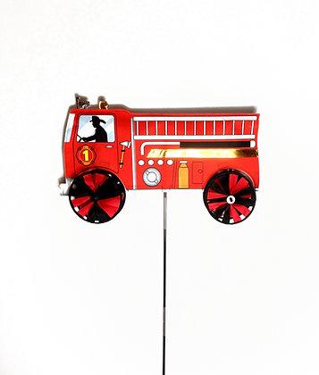 Firetruck Wind Spinner