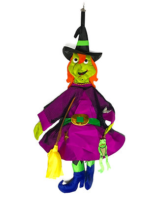 Witch 3D Windsock
