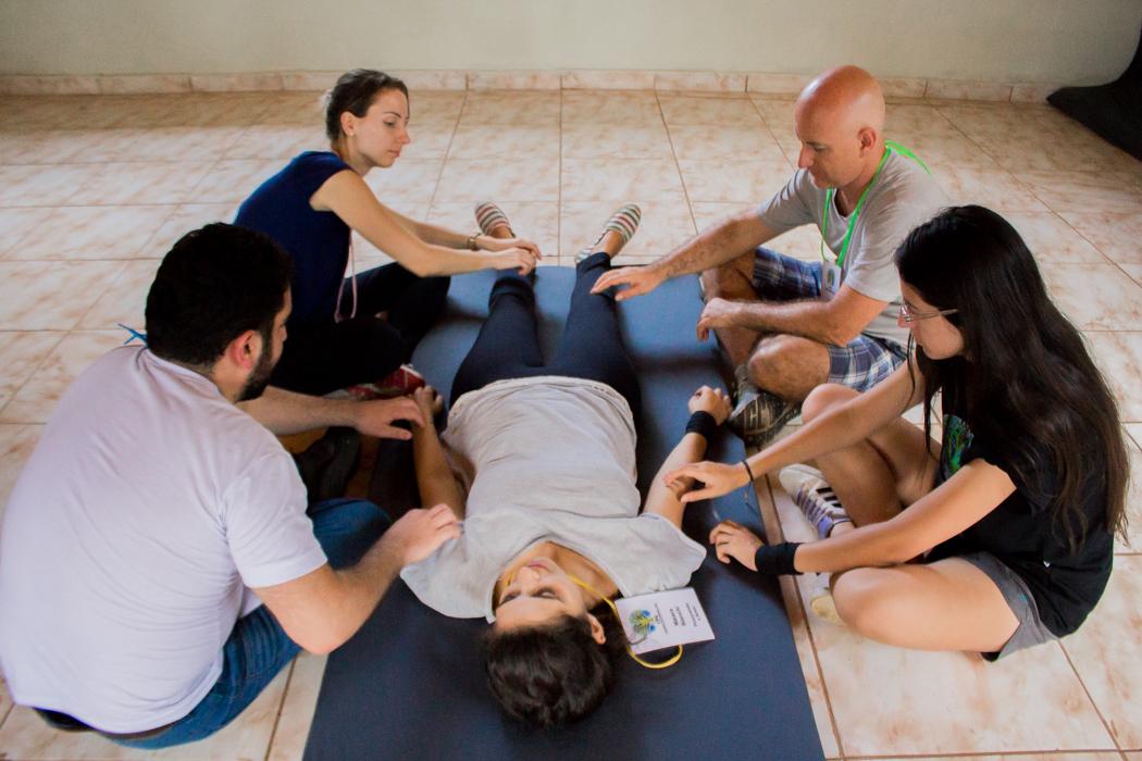 Massagem Tântrica Sensitive