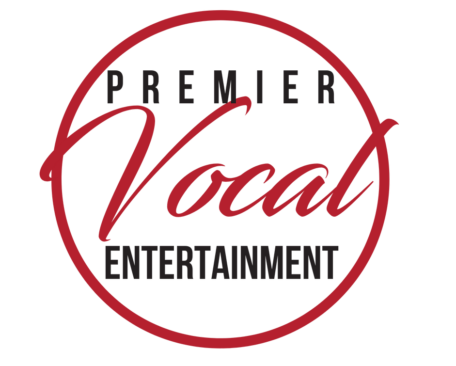 LOGO_Circle_Burgundy Outline_Hire Singers, Christmas Carolers, Motown Group, Soloists, Ope