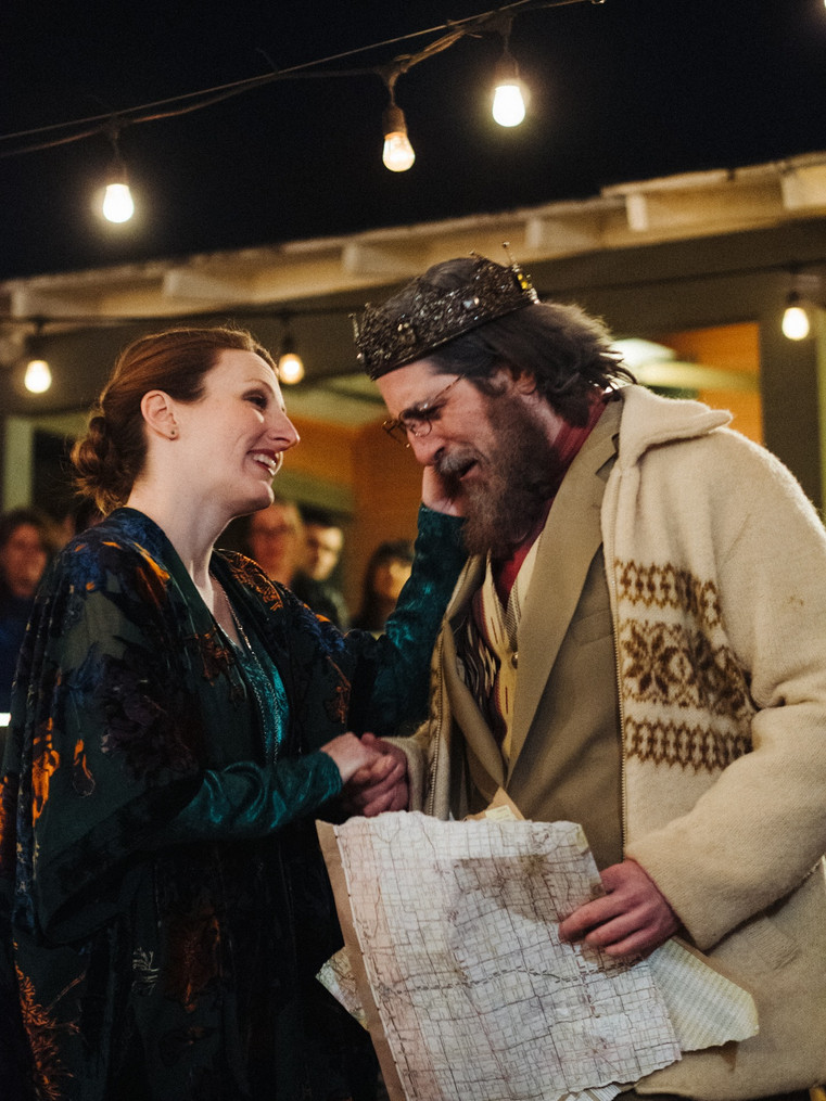 King Lear at Wild Detectives