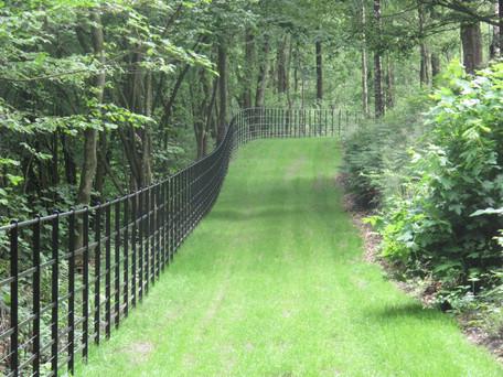 Deer Park Railings