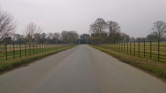 britannia's standard estate fencing