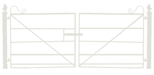 double ped gate white.png