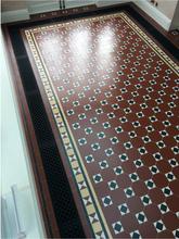Bespoke cast iron floor grilles