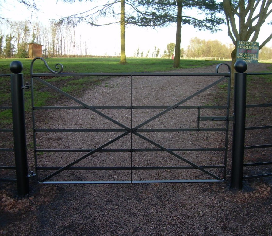 Pedestrian Gates2.JPG