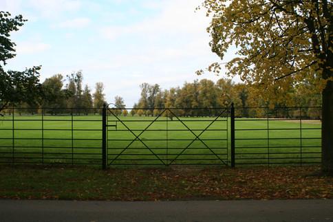 Burghley single gate.JPG