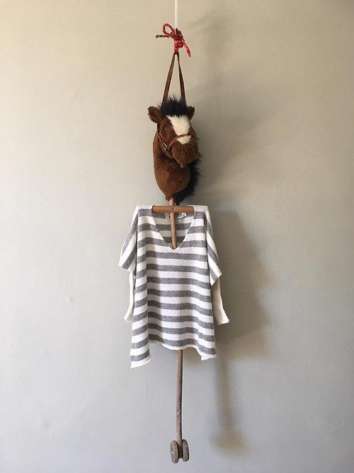 Stripy Cashmere Jumper
