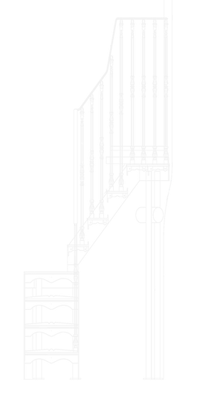 Straight Staircase - Outline.png