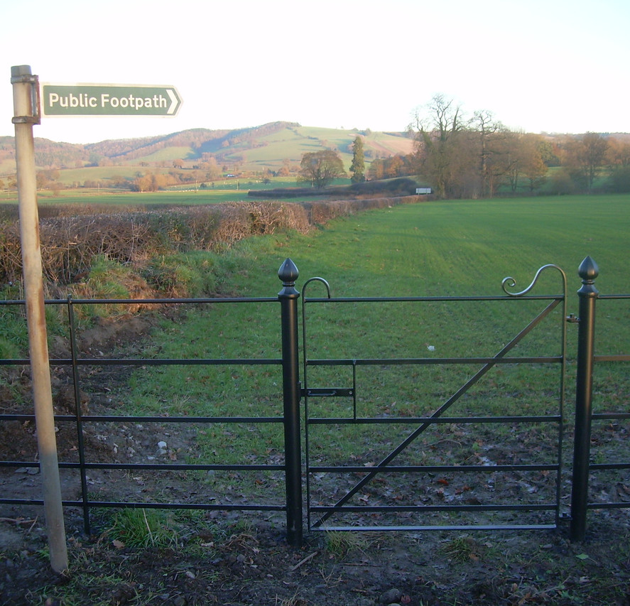Pedestrain Gate - Footpath .jpg