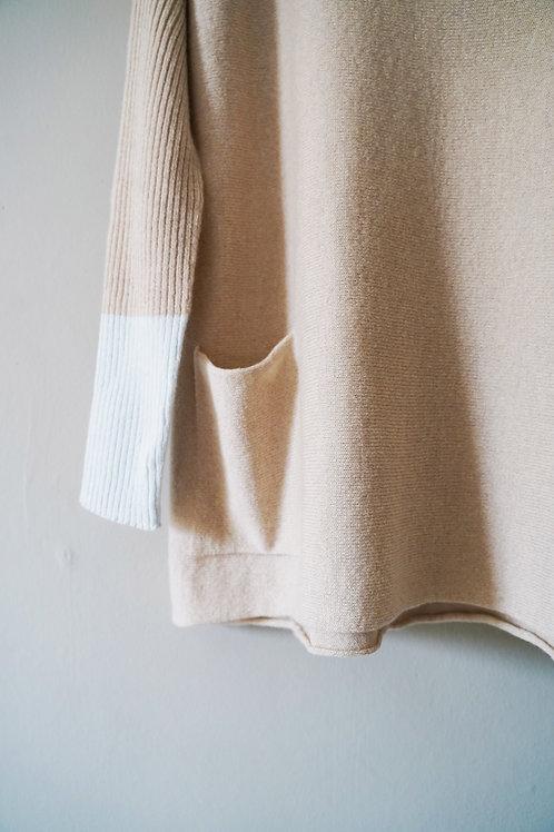 Cashmere A Line Pocket