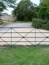 Field Gate X design