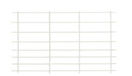 White deer fence extended Vector.png