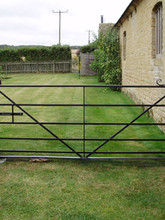 Made to Measure Field Gate