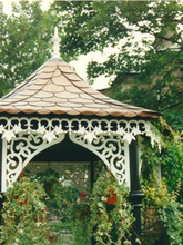 Bespoke cast iron bandstand restoration