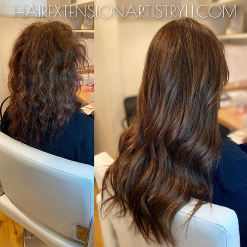 Hair Extension Artistry by Mariel, long island NY