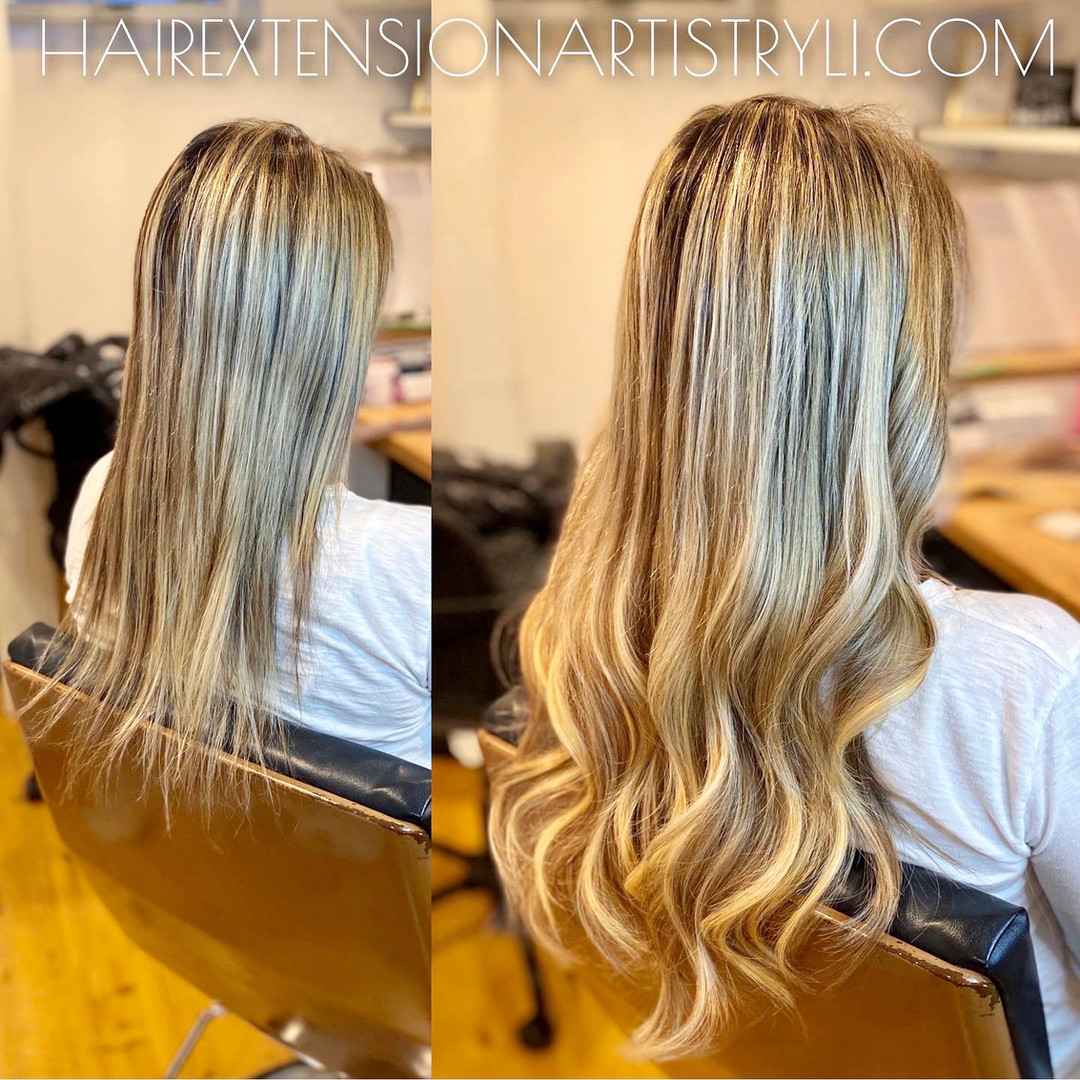 2F639320-22A5Hair Extension Artistry by Mariel, long island NY