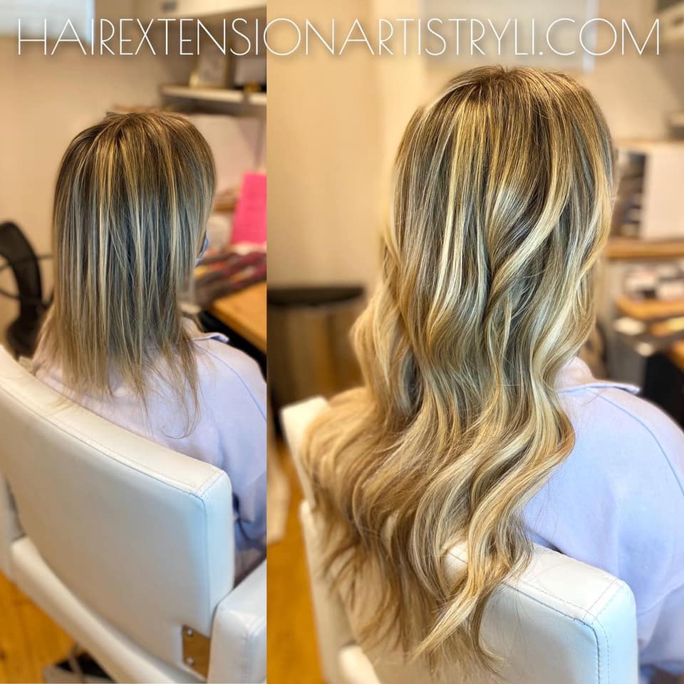 102569828_31Hair Extension Artistry by Mariel, long island NY