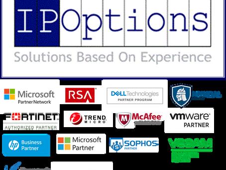IPOptions - New Website Launch!