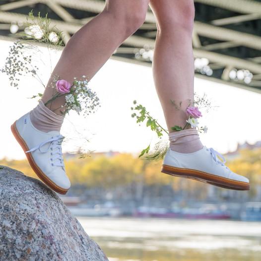 La sneaker blanche 2.0