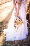 Jupon de la mariée