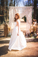 La mariée qui danse